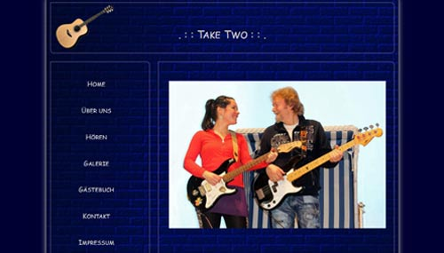 Take Two - Gesangsduo - eine ä Referenz, umgearbeitet